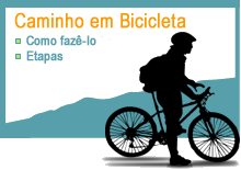"""El Camiño"" em Bicicleta"
