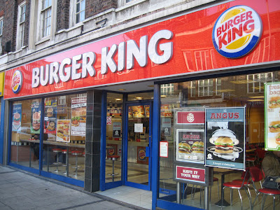 burger king vs mcdonalds essay - burger king loosens up summary burger king is the second largest fast food restaurant chain in the world behind mcdonald's bought in 1967 by the pillsbury company, burger king has tried many different advertising schemes to pass mcdonalds.