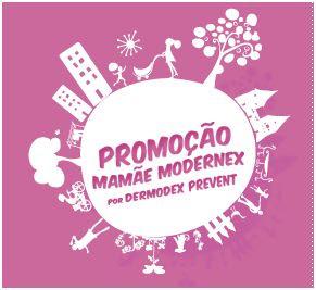 Promoção mamãe modernex: Prêmios em dinheiro