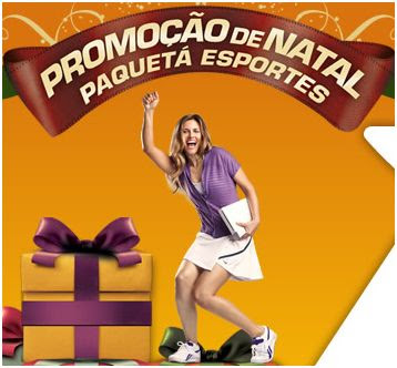 Promoção de natal paquetá esportes sorteia carro e nintendo wii