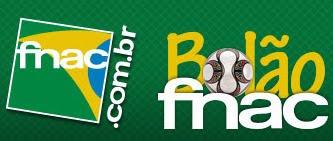 Promoção Bolão da Copa Fnac