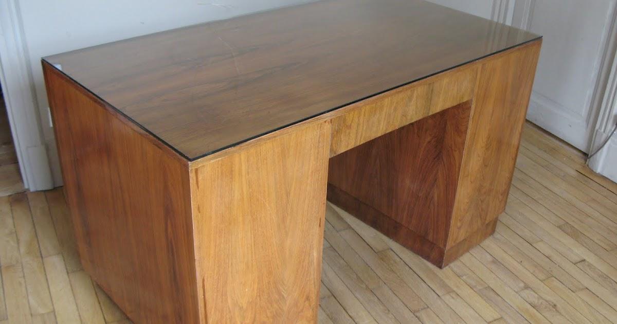 tout un appartement vider mobilier vaisselle d coration bonnes occasions bureau ann es 1930. Black Bedroom Furniture Sets. Home Design Ideas