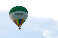 Barona hot air balloon