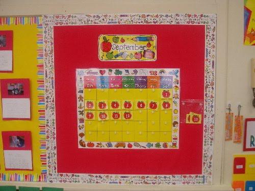 Classroom Calendar Ideas : Calendar ideas for the classroom learningenglish esl