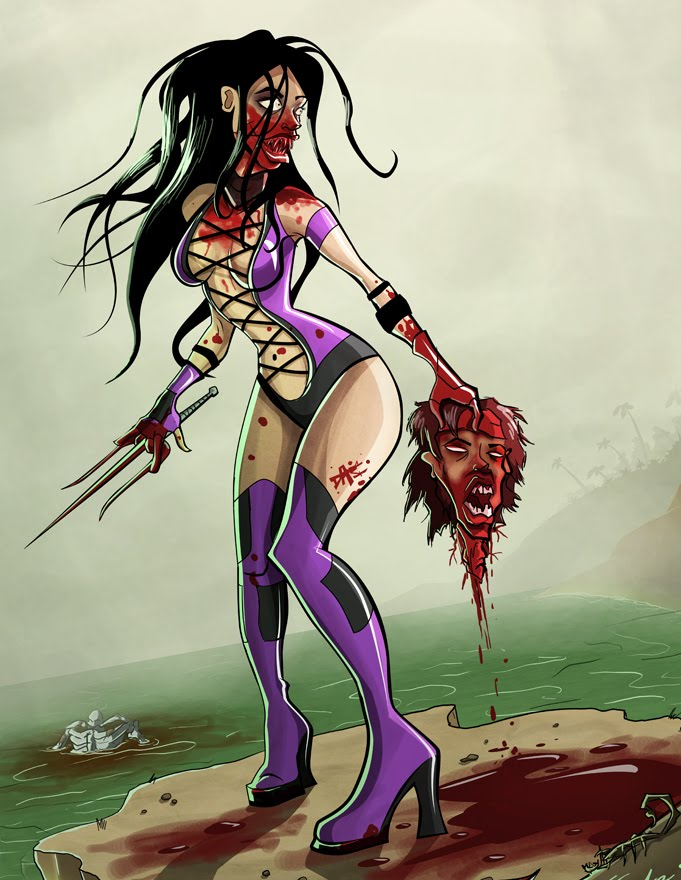Mortal Kombat Mileen Frost Alice