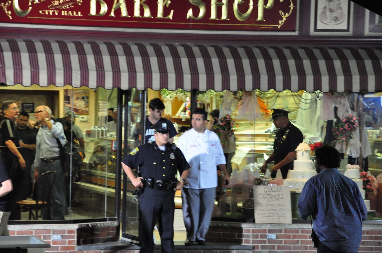 Cake boss arrested sentence buddy cake boss mother died view