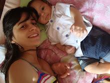 Mãe ♂ Filho (04 meses)