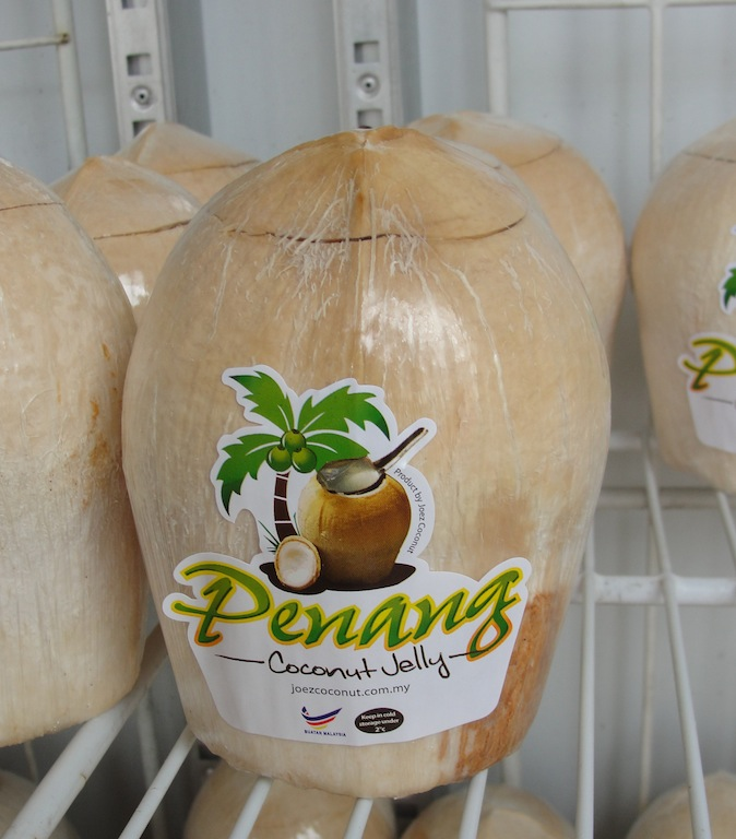 Capturing Penang: Beware of flying coconuts!