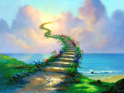stairway to heaven tattoo 2011