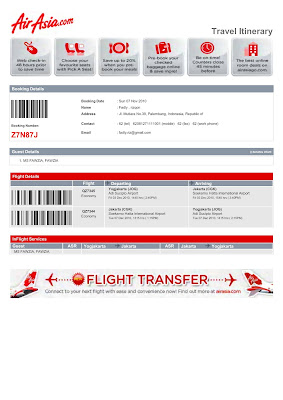 tiket pesawat airasia