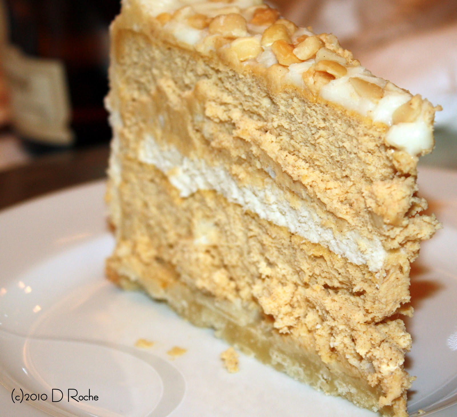 ... the kitchen with Nick ...: Double Layer Pumpkin Cheesecake - let