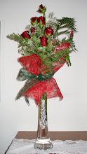 Rosas vermelhas, as minhas preferidas