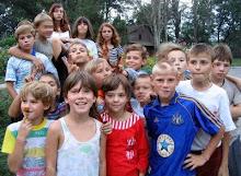 Orphans in Zaporizhzhia, Ukraine