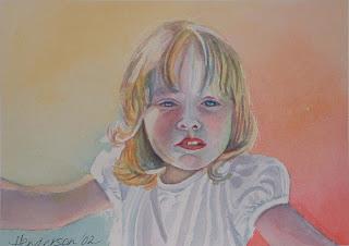 Mallyn I by Michelle Henderson