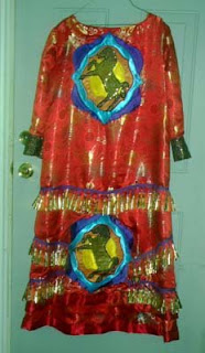 Native American Clothing Patterns   Jingle Dress Pattern   Sioux