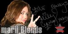 Firma de Miley