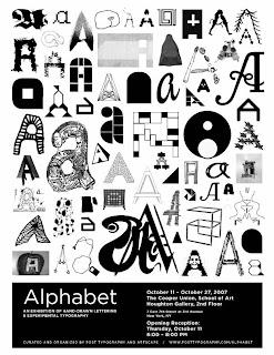 Alphabet Types | RM.