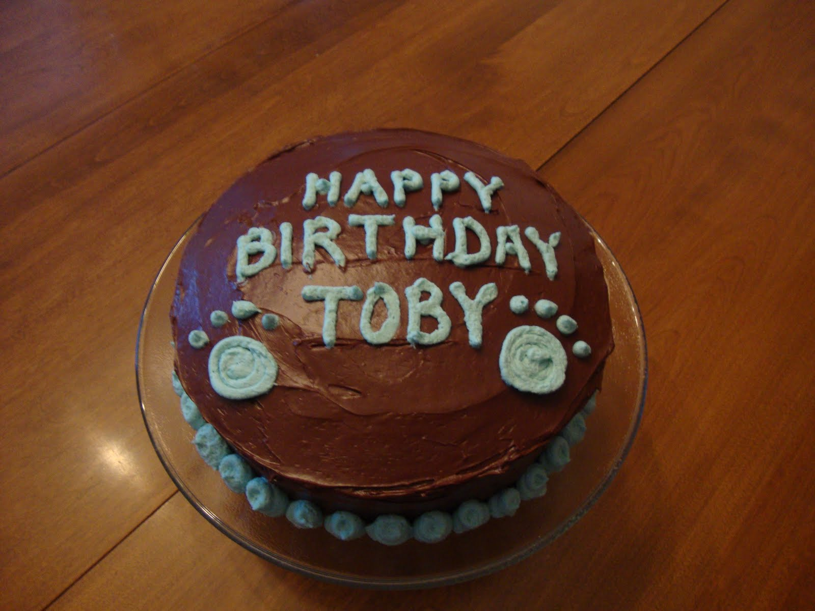 Happy Birthday, Toby! - Page 3 DSC00974