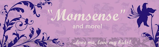"""Momsense"" and more!"