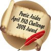 PAD Challenge Award