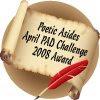 PAD Challenge Award