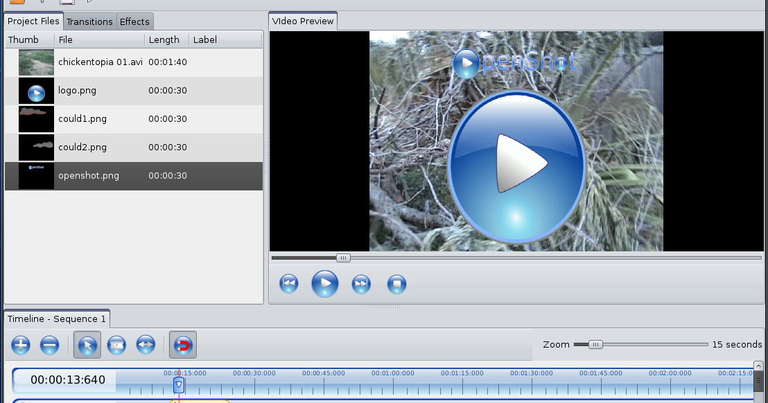Openshot Video Editor Blog Linux Video Editing Plus