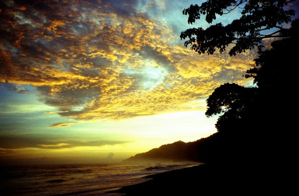 Corcovado Sunset