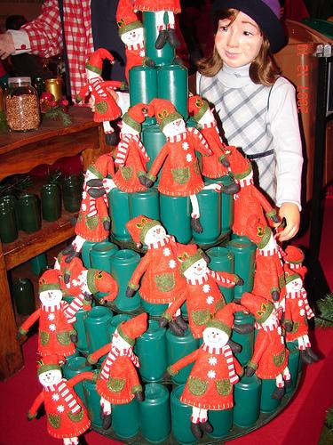 decoracao arvore de natal reciclavel : decoracao arvore de natal reciclavel:Design ao seu Alcance (Design for everyone): Decoração Natalina