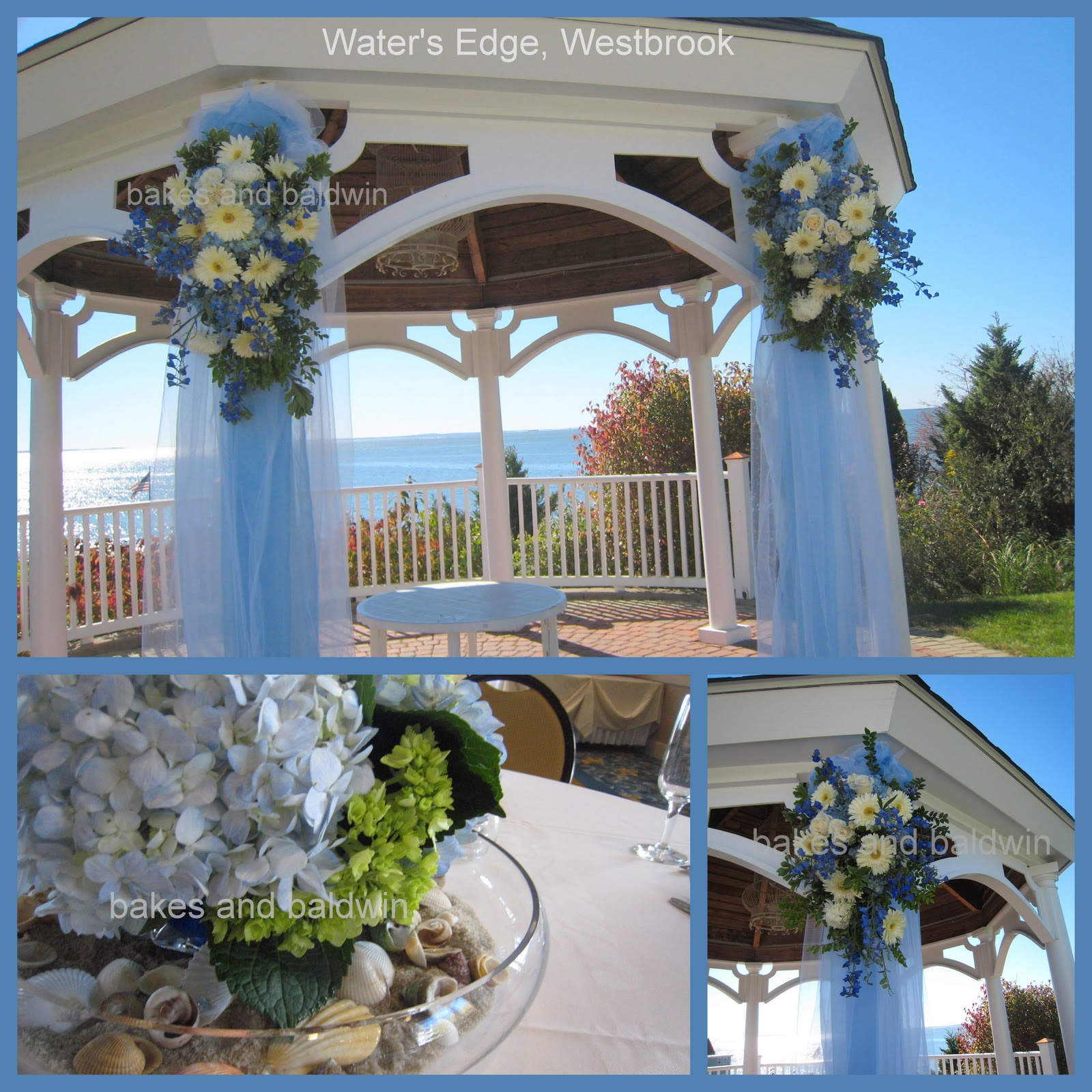 Gazebo wedding decorations romantic decoration for Decorations for weddings at home