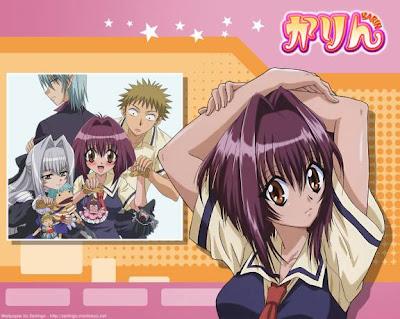 DGPs Anime Manga Review DGPS Chibi Vampire