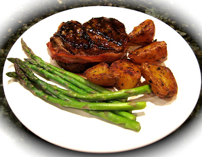 how to cook bacon wrapped filet mignon well done