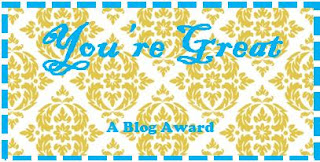 Elle You&#39;re Great Blog Award