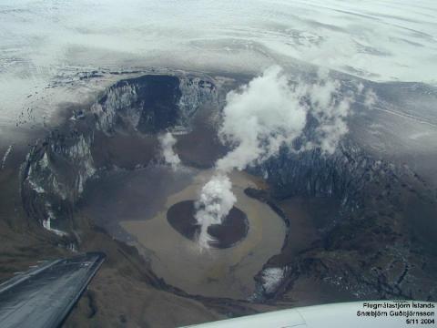 iceland volcano. Iceland Volcano Eruption