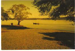 Entardecer - Lagoa Encantada - Ilhéus - Ba