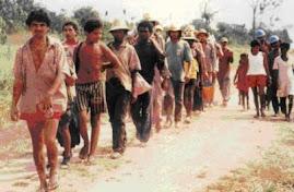 escravidão no mundo atual