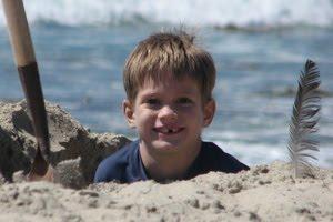 Noah - 6 years old