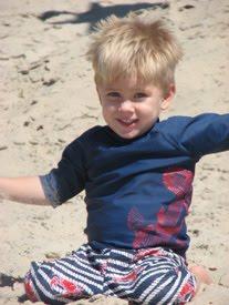 John - 2  years old