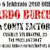 SABATO 6 FEBBRAIO: RICCARDO BURCHIELLI OSPITE DI COMIX FACTORY