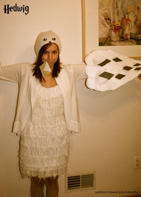 hedwig owl costume