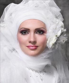 Wedding Gown Clothing Middle East hijab wedding style
