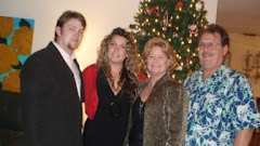 Chris, Sarah, Kate and my brother-in-law Dicky