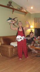 Me playing Guitar Hero....I rocked it