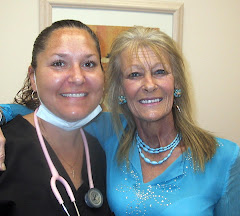 Tonya (Phlebotomist) and Me