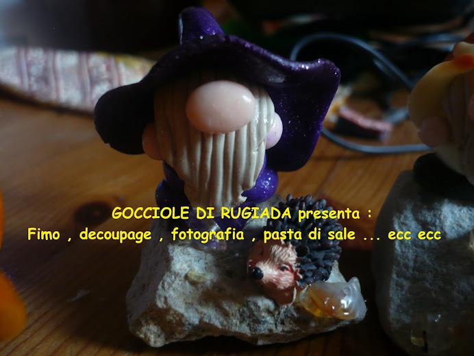GOCCIOLE DI RUGIADA