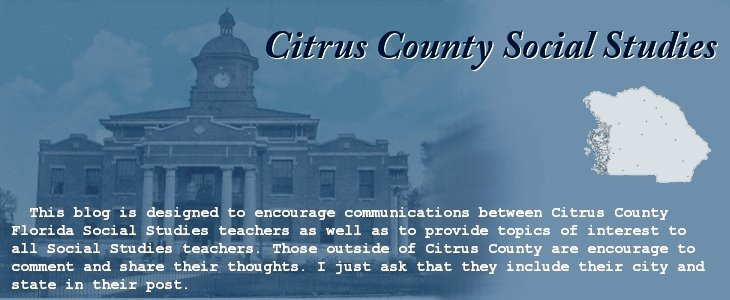Citrus County Social Studies