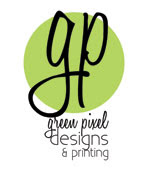 green pixel designs & printing give-away