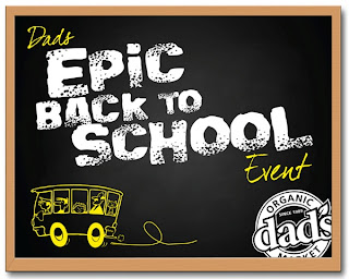 Dad's Organic Market ~ Epic Back-to-School Event!