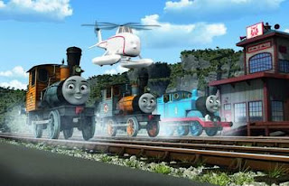 thomas & friends are coming to town!