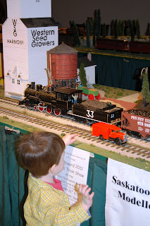 see the choo-choos at western development museum