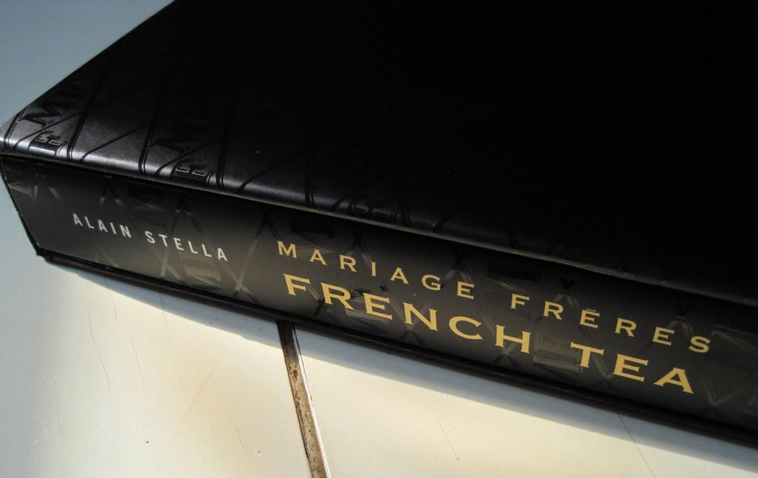 tea books saturday 33 mariage frres french tea - Mariage Freres Nancy